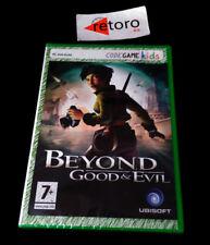BEYOND GOOD & EVIL PC DVD ROM Pal-España NUEVO Precintado Español Ubisoft