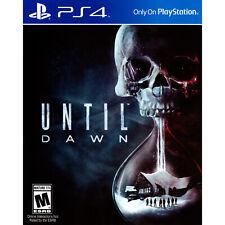 Until Dawn PS4 [Factory Refurbished]