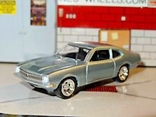 1970-77 FORD MAVERICK ECONOMY SPORT COUPE 1/64 DIECAST DIORAMA COLLECTIBLE N