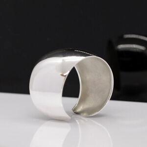 Armreif Armspange 925er Silber glänzend  (11415)