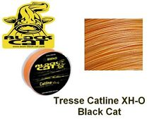 Tresse Catline XH-O Black Cat 0.70mm 70kg --250 mètres << transport gratuit >>