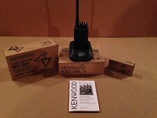 Kenwood NX-220 VHF Handheld Two Way Radio! With all Accessories! New!