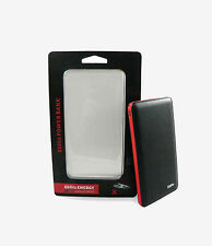 Xblitz POWERBANK 10000 mAh, esterno caricabatteria USB batteria slice, MOBILE CHARGER BATTERIA