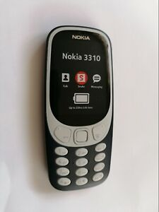 NOKIA 3310 Handy Dummy Attrappe ☆ retro mobile ☆ Selten  Sammler ☆