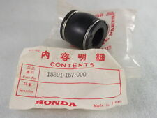 Genuine Honda MTX MTX125 CR60R CR80R Muffler Gasket 18391-167-000 NOS JAPAN