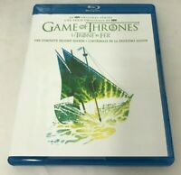 (LUP) Game of thrones season 2 on Blu-ray