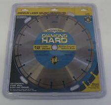 """New Diamond Hard Turbo 12"""" Masonry Saw Blade Planet Diamond Segmented"""