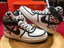 Nike Vandal High Black White Size 9.5 Philadelphia Philly Panthers Jordan BFIVE