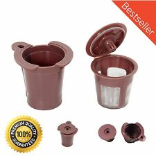 Balas Cup For Keurig VUE Brewers Machine Reusable Coffee Filter BPA Free New