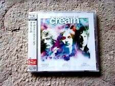 CREAM - VERY BEST OF ; rare Japan-ony Super-High Material CD ; New & Sealed