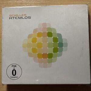 Schiller CD/DVD **ATEMLOS** DELUXE EDITION, Guter Zustand!
