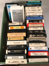 8 Track Tapes (28) Rock, Country, Jazz