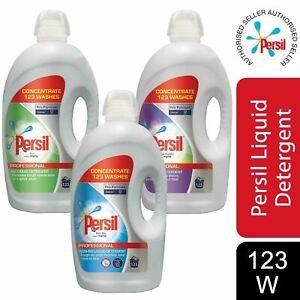 Persil Professional Small & Mighty Bio/Non-Bio/Colour Care Concentrate, 123 Wash