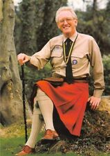 George Purdy Chief Scout of the United Kingdom and Dependant Territories 1996