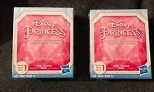 Lot Of 2 Hasbro Disney Princess Series 1 Gem Collection Surprise Mystery Toys