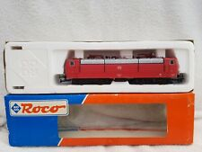 Roco HO Gauge 43695 DB BR 181.2 Electric Loco Tested With Lights