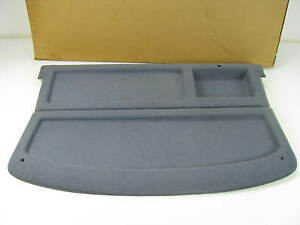 NOS OEM 1985 Merkur Rear Interior Trim Carpet Panel Assembly E5RY-6146506-A1K