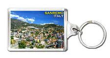 SANREMO ITALY MOD3 KEYRING SOUVENIR LLAVERO