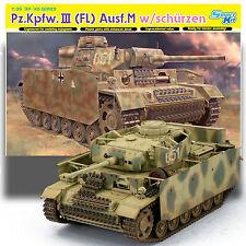 DRAGON 1/35 PZ.KPMFW II (FL) AUSF.M WITH SCHERZEN
