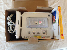 "KODAK EASYSHARE G600 DOCK THERMAL 4X6"" PHOTO CAMERA PRINTER BUNDLE LOT"