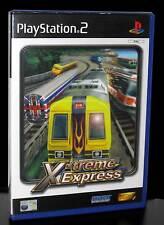 X TREAME EXPRESS WORLD GRAND PRIX GIOCO USATO IN OTTIMO STATO PS2 ED UK PG514