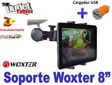 """SOPORTE REPOSACABEZAS PARA TABLET WOXTER 8"""" PC80 PC85 Nimbus 7.85"""