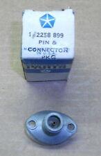 NOS Mopar 1962 63 64 Chrysler Imperial power antenna pin/connector 2258899