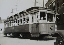 USA219 - KANSAS CITY PUBLIC SERVICE Co - TROLLEY No216 PHOTO Missouri USA