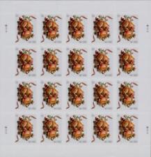2017 70c Celebration Corsage, Ranunculus Arrangement Scott 5200 Mint Sheet of 20