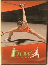 Iflow Fitness System home workout Dvd tone up burn calories increase flexibility