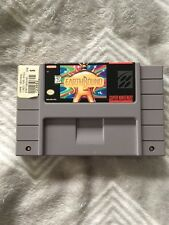 EarthBound Cartidge Only Authentic SNES (Super Nintendo Entertainment System)