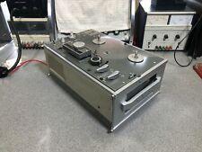 Rare AKAI Universal 44s valve stereo reel to reel tape recorder