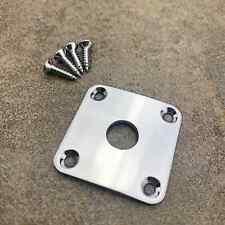 Gotoh Jack plate Les Paul JCB-4 - Chrome - PJCB-4C