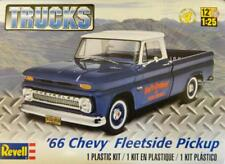 Revell 7225 1:25th scale 66 Chevy Fleetside Pickup Truck