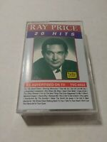 Ray Price - 20 Hits (Cassette Tape, 1995)