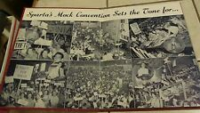 Huntington Park, Calif. - 1952` High School HS Yearbook - El Recuerdo