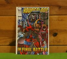 YOUNGBLOOD - IN FINAL BATTLE #4 - 1993 IMAGE COMICS *BUY 1 COMIC GET 1 FREE*