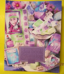 2003-2004 Stampin'Up Catalog & Idea Book