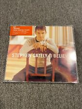 USED CD: Stephen Gately - I Believe (FB)