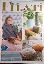 Filati Home Ausgabe 68 Livre de tricot avec Instructions pour tricot Neuf