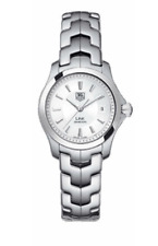TAG Heuer Women's Link Watch Mother of Pearl Dial 28mm - Retail $1,100
