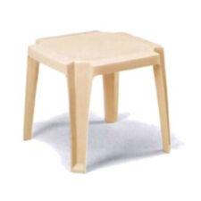 Grosfillex 52099066 Sandstone Miami 17X17 Outdoor Low Table (30 per case)