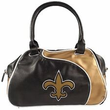 491ac5c4e3 NFL New Orleans Saints Perfect Bowler Purse Hand Bag
