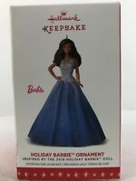 Holiday Barbie Ornament Inspired by the 2016 Holiday Barbie Doll.