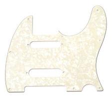 Genuine Fender Nashville Telecaster/Tele White Pearloid Pickguard 004-8638-000