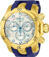 19896 Invicta Reserve Venom Ocean Quest Swiss Made Quartz Men 52mm Strap Watch