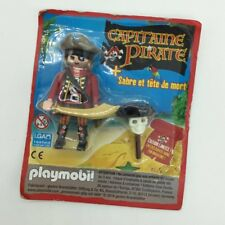 Playmobil Blister jack le pirate