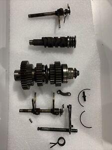 KAWASAKI Z 1000J Getriebe Teile  gearbox XX1454