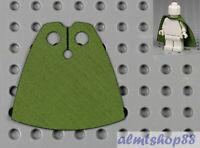 Lego CAPE CLOAK 3X White 4cm Star Wars Harry Potter Cloaks Coat Cape Cloth