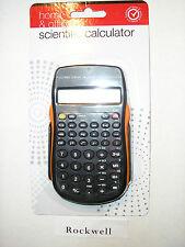 Calculadora científica de 10 dígitos * 56 funciones * Sellado * Reino Unido MISMO DÍA * Naranja